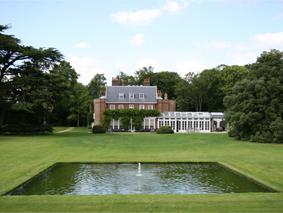 The Stud House Hampton Court Palace Surrey